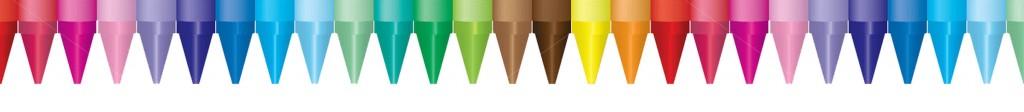 crayon border
